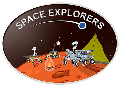 Space Explorer Camp logo